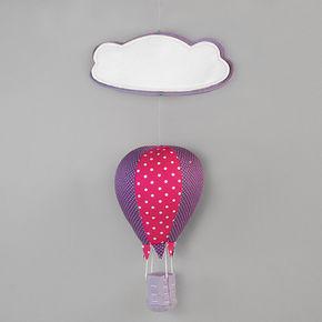 """Mobile montgolfière """"Zéphyr"""""""
