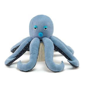 "Peluche décorative "" Octopus"""