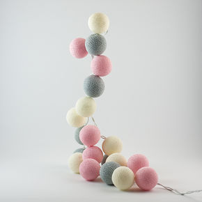 "Guirlande ""Marshmallow"""