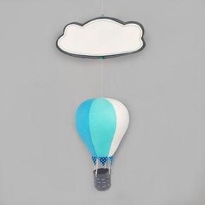 """Mobile montgolfière """" Mistral """""""