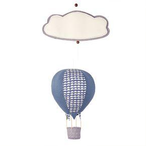 """Mobile montgolfière """" Marin """""""