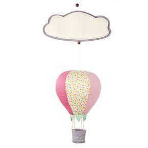 """Mobile montgolfière """" Bise"""""""